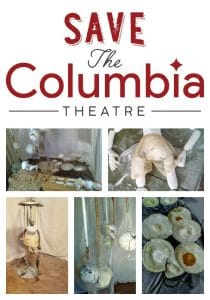 ColumbiART - An Art Installation Inside the Columbia @ Columbia Theatre | Paducah | Kentucky | United States